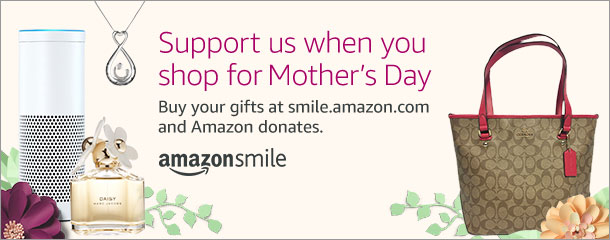 Amazon Smile Mother's Day