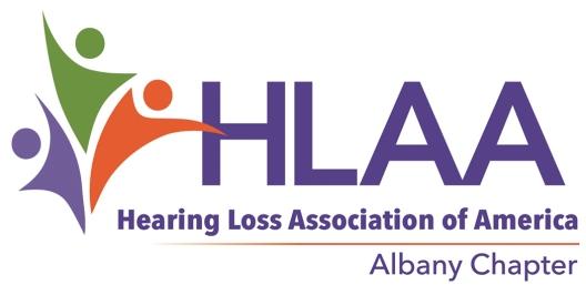 HLAA Albany Chapter Logo 2018